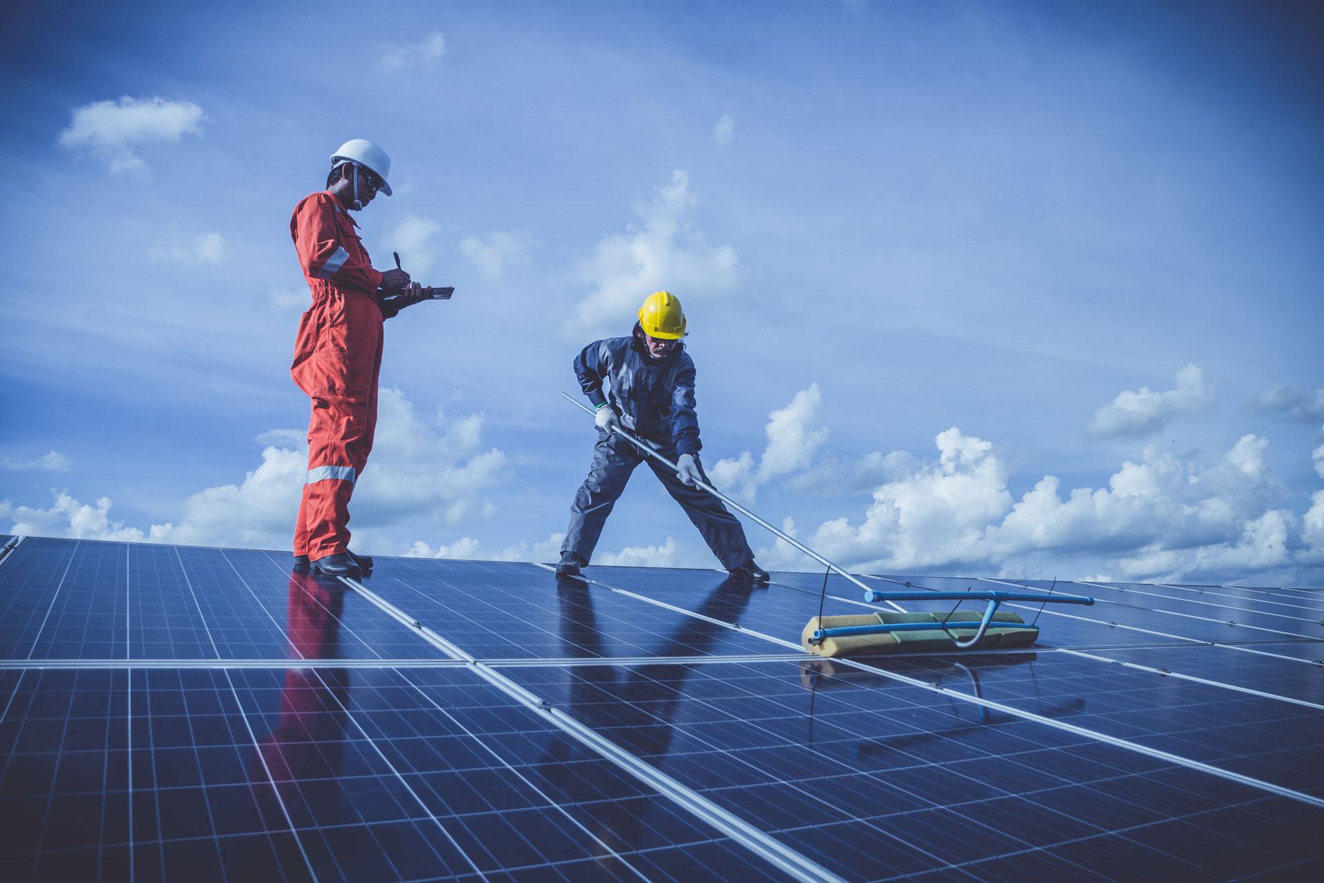مشاريع الطاقة البديلة في العراق والوطن العربي
