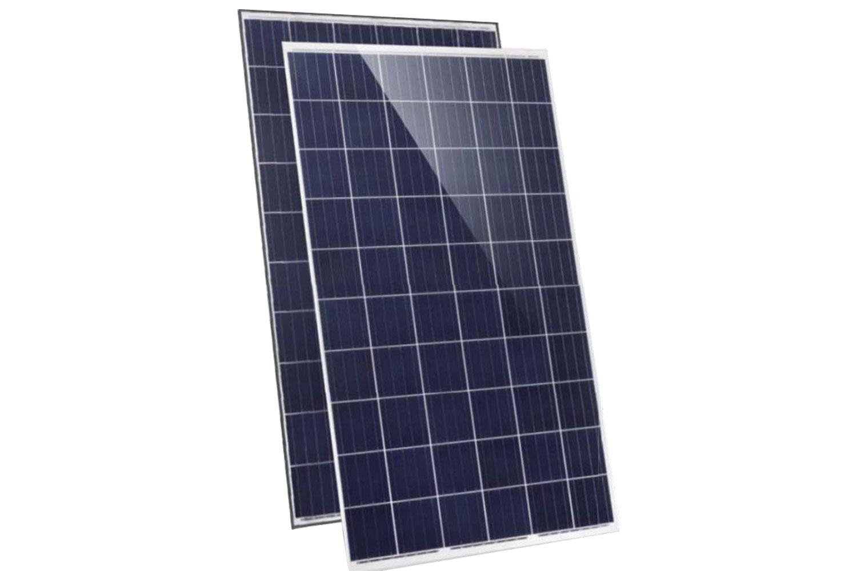 الواح شمسية احادية الكريستالات