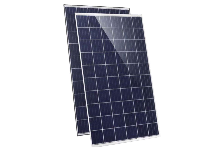 الواح شمسية متعددة الكريستالات